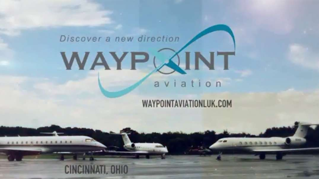 Watch Waypoint Aviation TV Commercial Ad, Hometown Feel