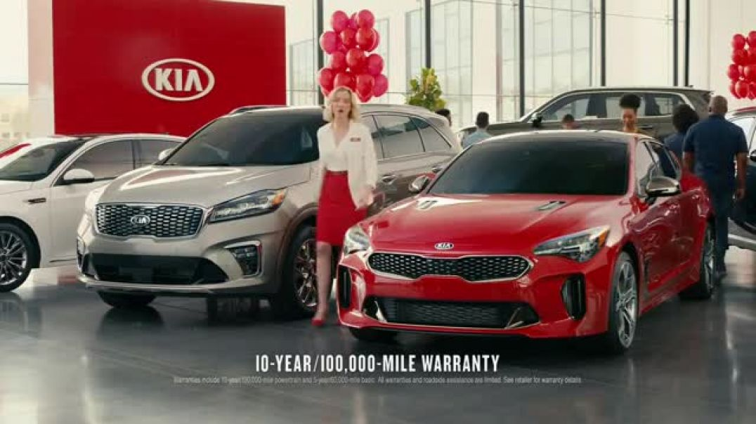 Watch Kia Summer Sales Event TV Commercial Ad, Exciting Time