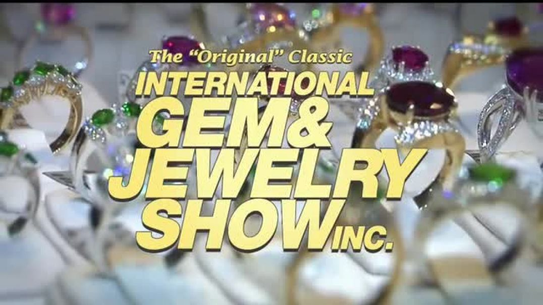 Watch International Gem & Jewelry Show Inc. TV Commercial Ad, 2019 October Dallas Market
