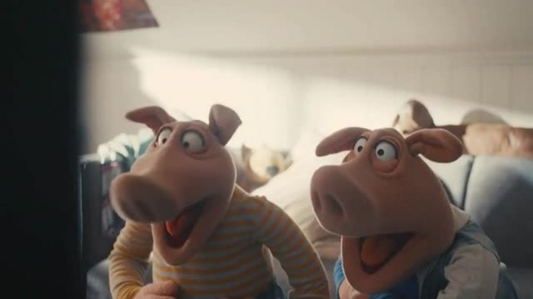 Watch Portal from Facebook TV Commercial Ad, Big Bad Piggy