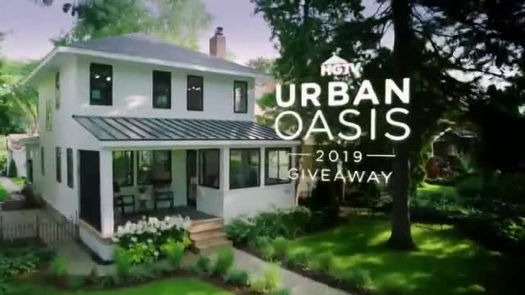 Watch 2019 HGTV Urban Oasis Giveaway TV Commercial Ad, Feel the Hygge Featuring Brian Patrick Flynn.