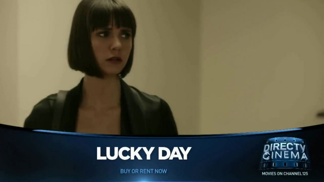 Watch DIRECTV Cinema TV Commercial, Lucky Day