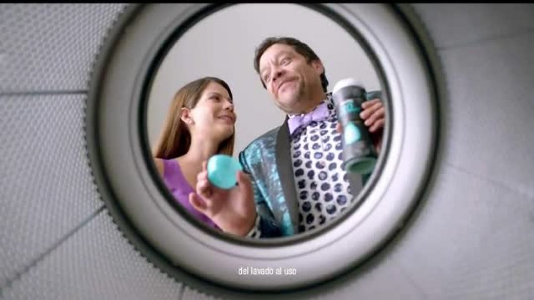 Watch Downy Unstopables TV Commercial Ad, Lava su ropa entre familia