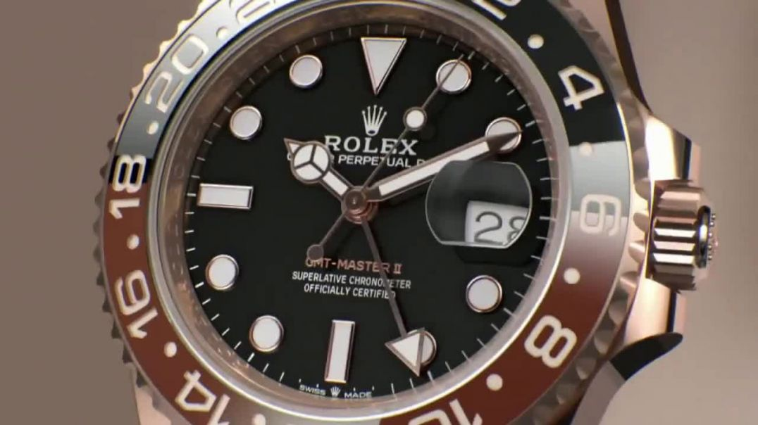Watch Rolex GMTMaster II TV Commercial Ad, Perpetual