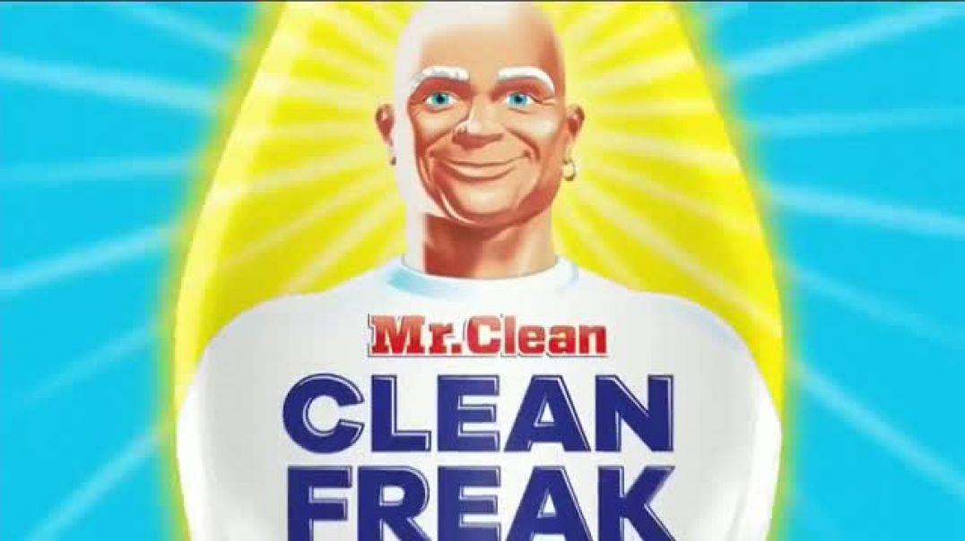 Watch Mr. Clean Clean Freak Deep Cleaning Mist TV Commercial Ad, Gran noticia