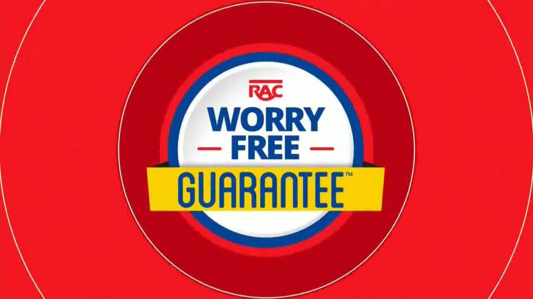 Watch RentACenter TV Commercial Ad, Worry Free Guarantee