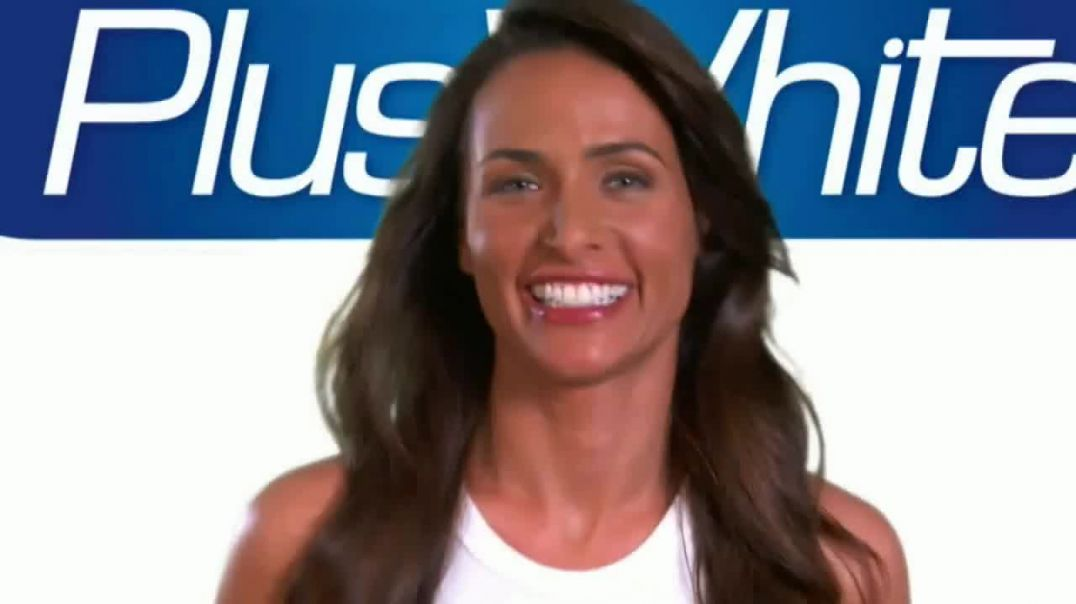 Watch Plus White Speed Whitening System TV Commercial Ad, When Youre Smiling Song by Dean Martin