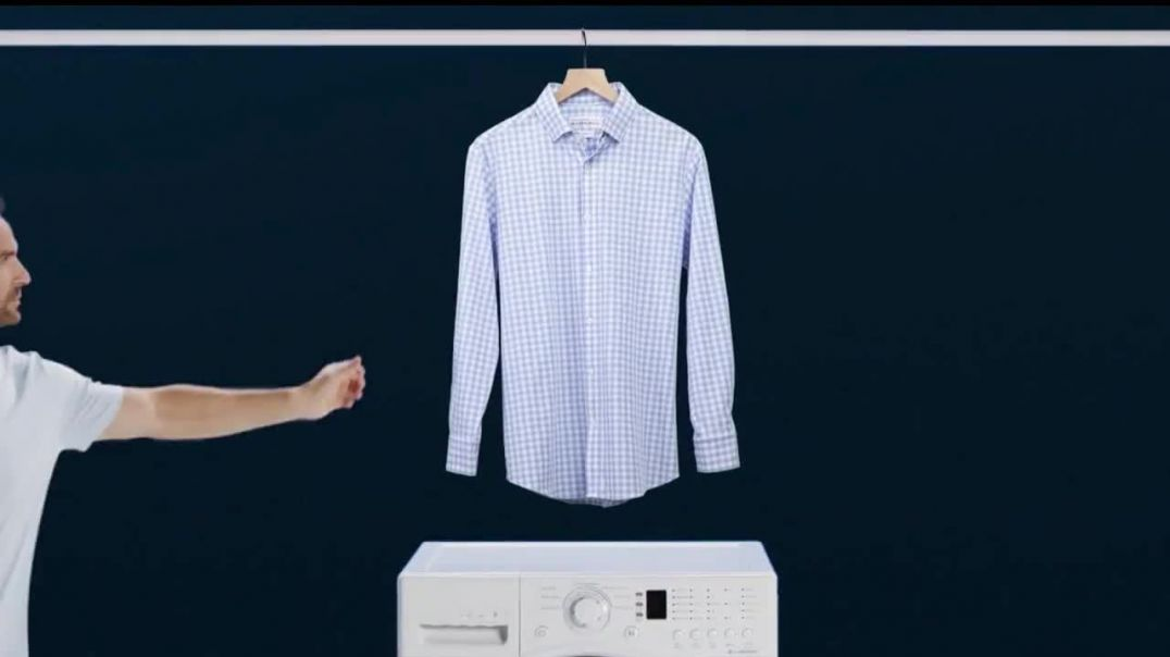 Watch Mizzen+Main Performance Dress Shirts TV Commercial Ad, All Day Comfort Free Shipping