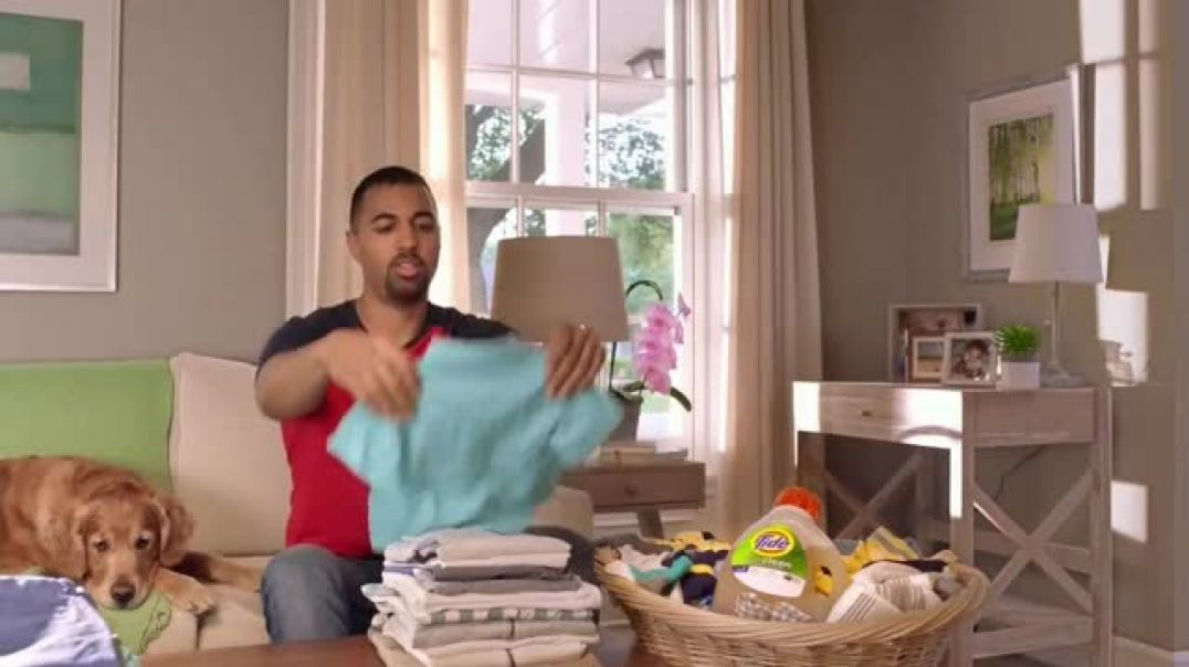 Watch Tide Purclean TV Commercial Ad, Switch.mp4