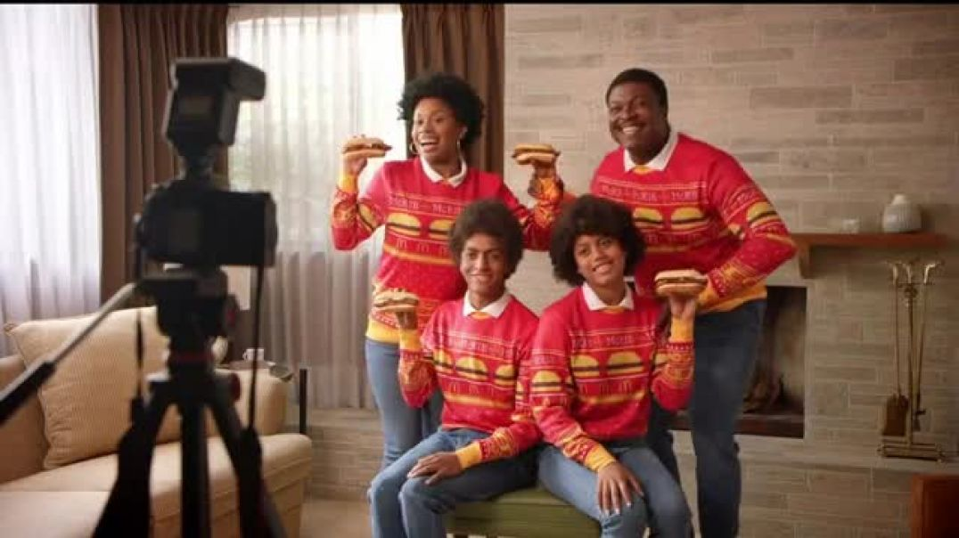 Watch McDonalds McRib TV Commercial Ad, Happy McRib Season 2 for $6.mp4