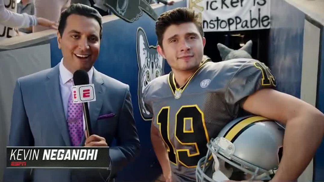 Watch AT&T Wireless TV Commercial Ad, Joe the Toe Featuring Kevin Negandhi.mp4 TV Commer
