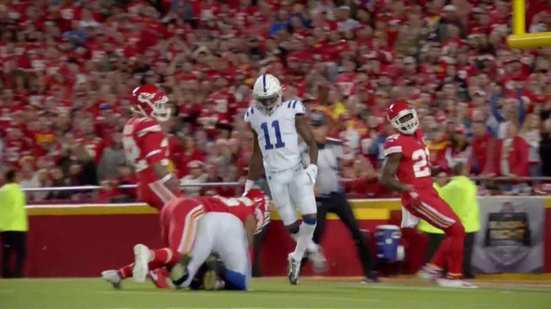 Watch Pizza Hut TV Commercial Ad, Hut of the Week Colts vs. Chiefs.mp4