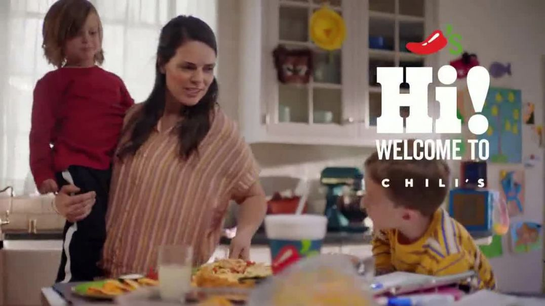 Watch Chilis 3 For $10 TV Commercial Ad, Phone Is a Waiter.mp4