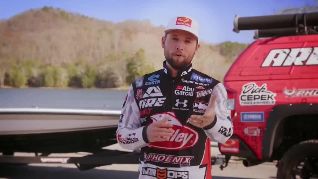 Watch EconoLodge TV Commercial Ad, Easy Fishing Tip Bit By Bass Featuring Justin Lucas.mp4