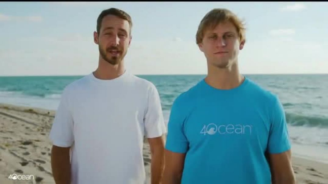 Watch 4ocean TV Commercial Ad, The Clean Ocean Movement