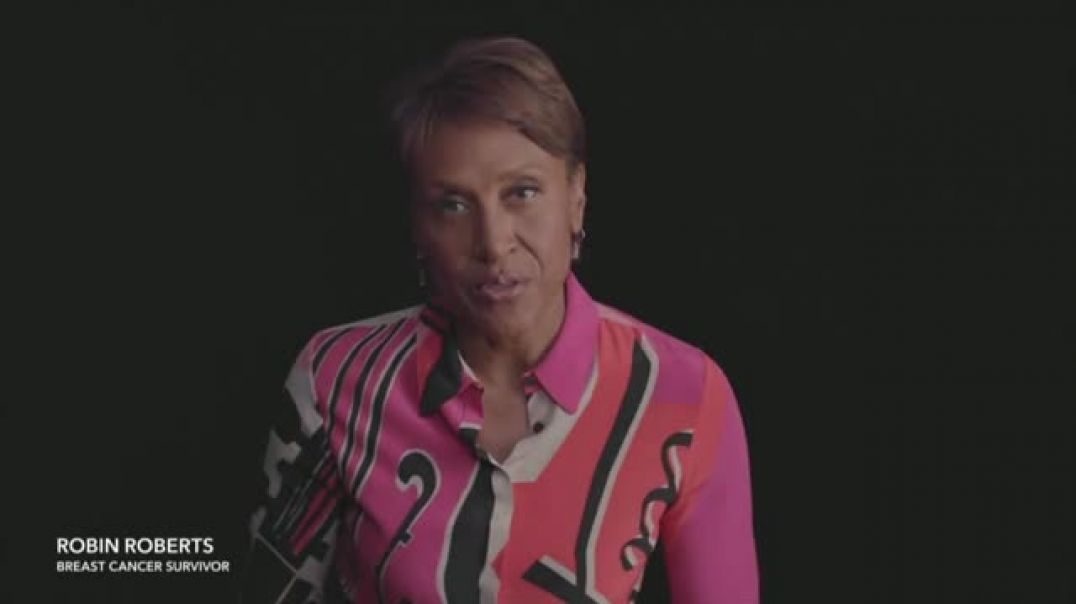 Watch The Breast Cancer Research Foundation TV Commercial Ad, Research Saves Lives Featuring Robin R