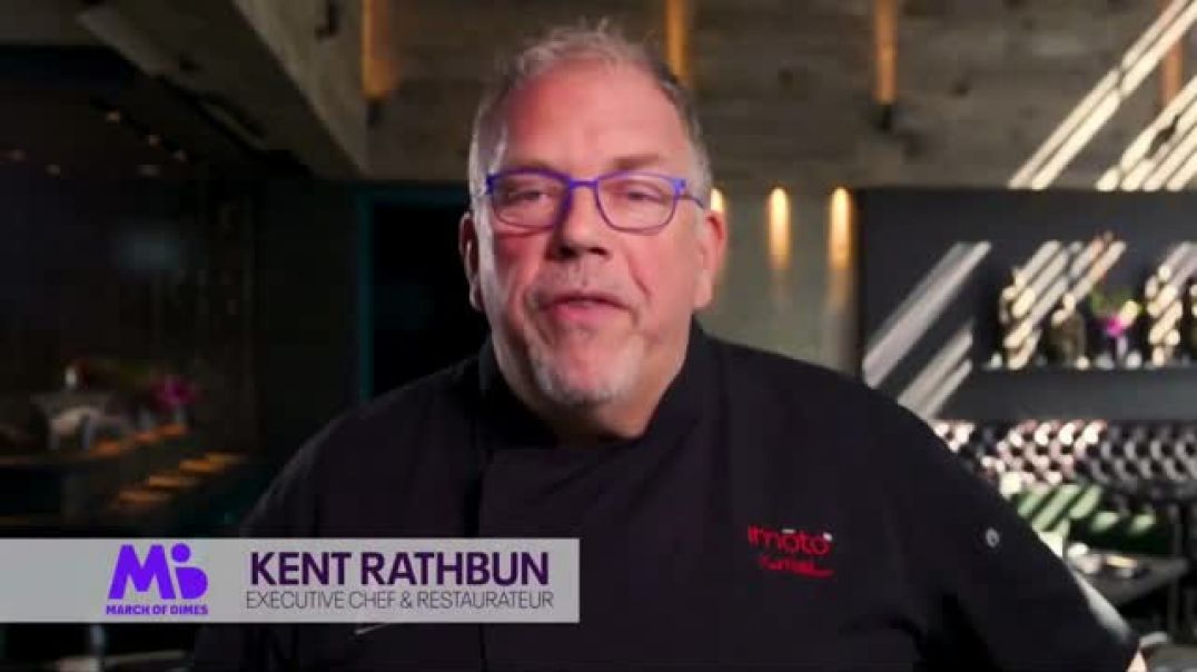 Watch March of Dimes TV Commercial Ad, 2019 Signature Chefs Auction Dallas Featuring Kent Rathbun.mp