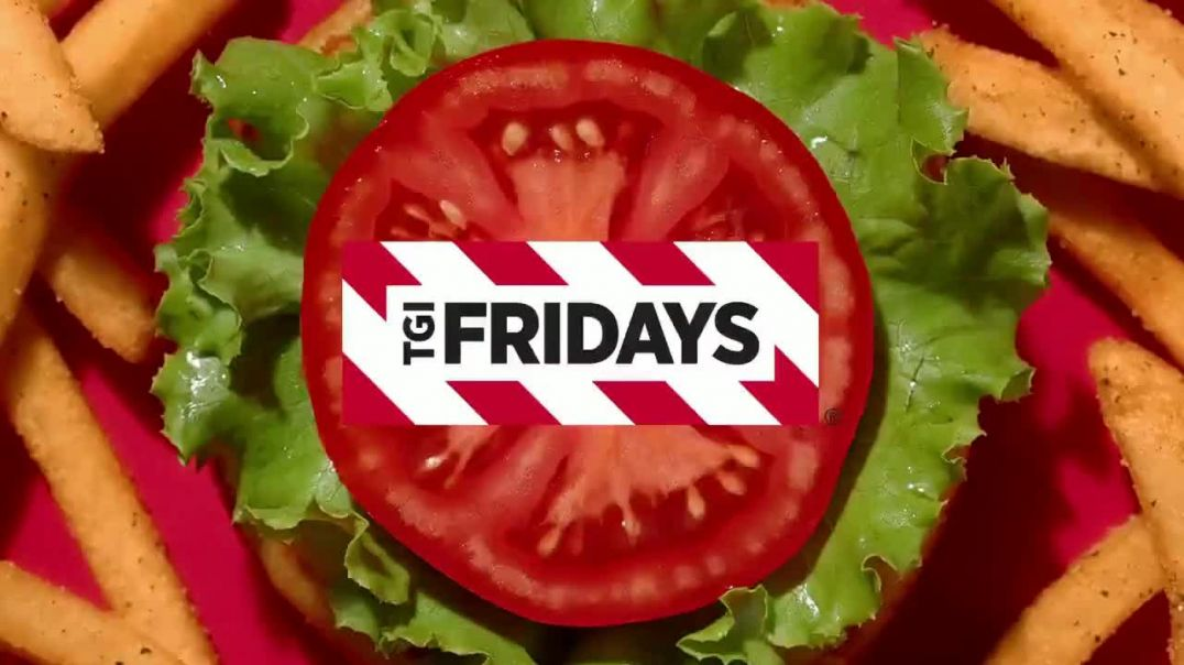 Watch TGI Fridays $5 Cheeseburger and Fries TV Commercial Ad, Hungry for Unity