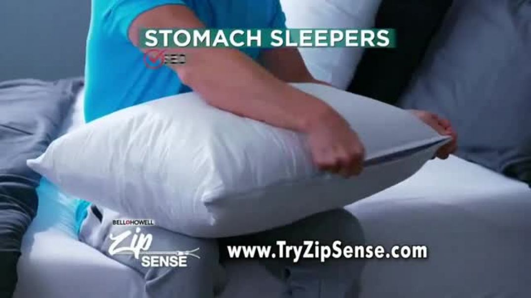 Watch Zip Sense TV Commercial Ad, Natural Air.mp4 TV Commercial Ad
