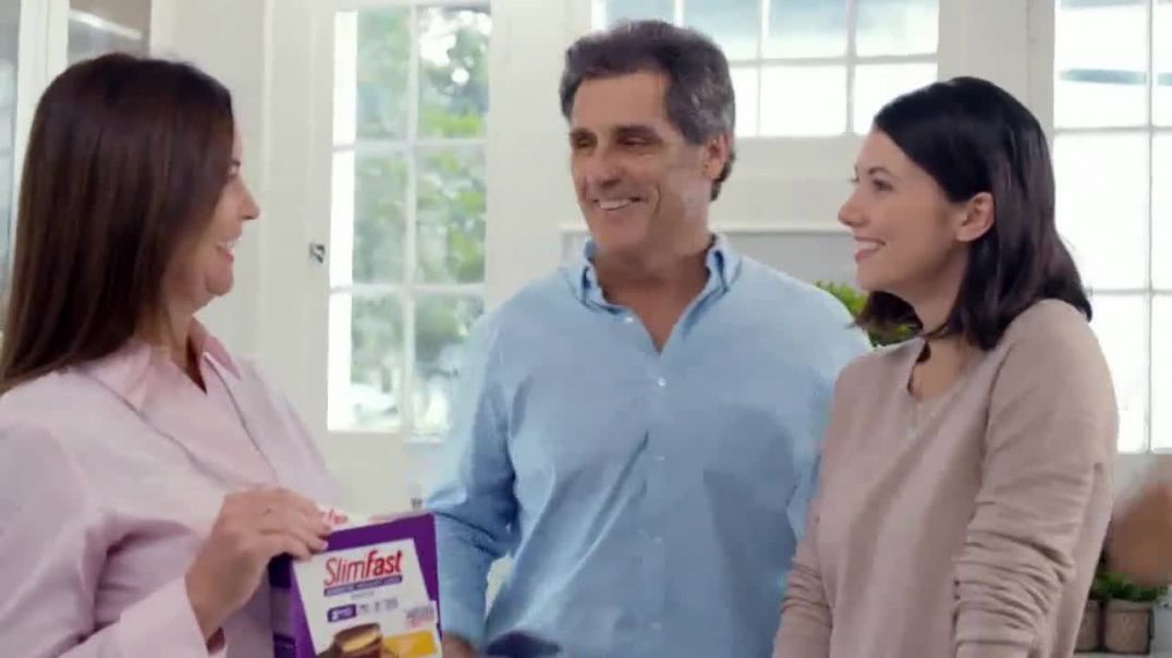 Watch SlimFast Diabetic Weight Loss TV Commercial Ad, Manage Carbs and Sugar.mp4 TV Commercial Ad