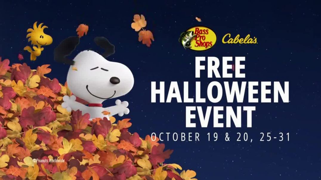 Watch Bass Pro Shops Free Halloween Event TV Commercial Ad, Celebrate.mp4