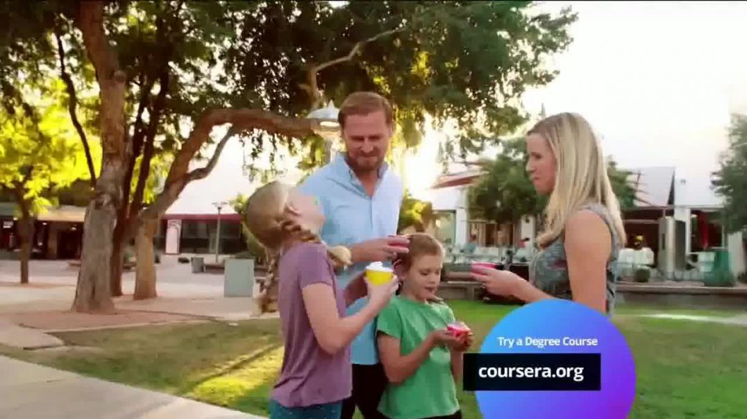Watch Coursera TV Commercial, High Quality