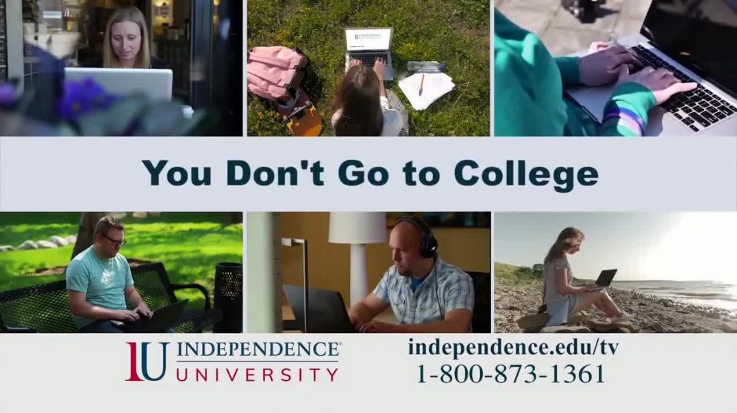 Watch Independence University TV Commercial Ad, Pop Quiz Better Way to Earn Your Degree