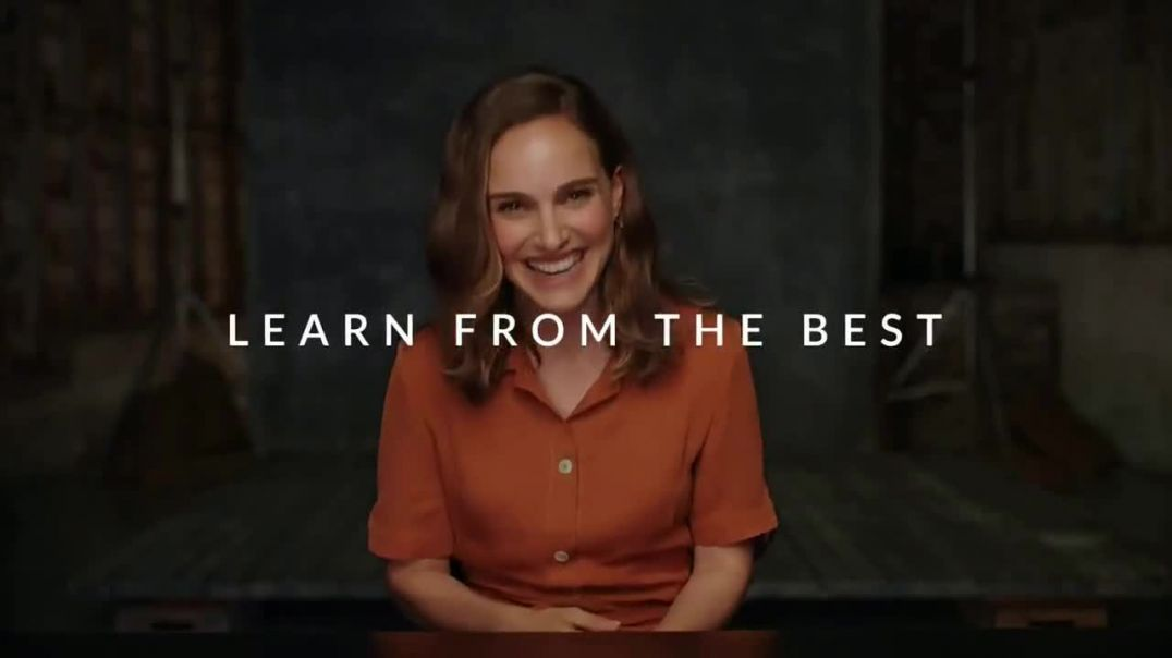 Watch MasterClass TV Commercial Ad, Learn From the Best