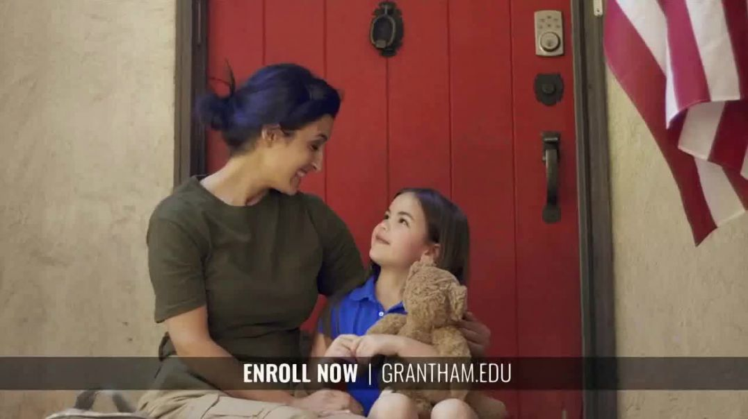 Watch Grantham University TV Commercial Ad, Heroes
