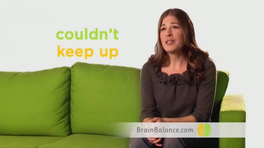 Watch Brain Balance TV Commercial, Find the Connection