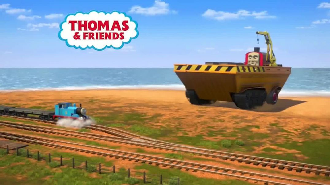 Watch Thomas & Friends Super Cruiser TV Commercial Ad, To the Rescue