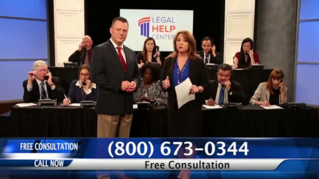 Watch Legal Help Center TV Commercial Ad, Asbestos Exposure Mesothelioma