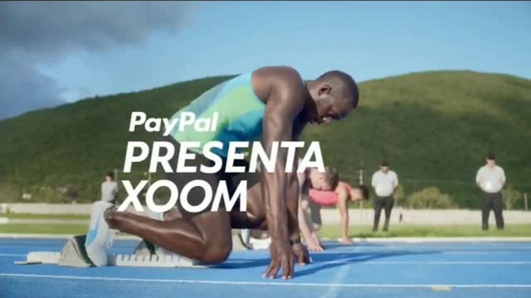 Watch Xoom TV Commercial Ad, Tarifas increíbles con Usain Bolt
