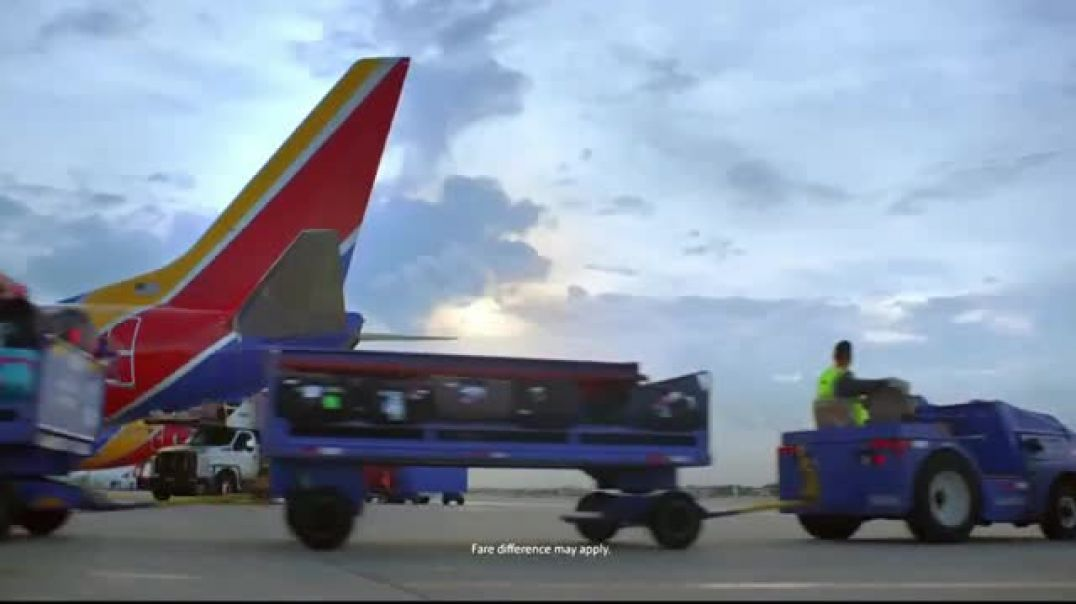 Watch Southwest Airlines TV Commercial Ad, Follow Your Heart