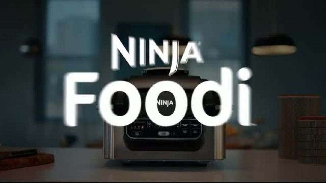Watch Ninja Foodi Grill TV Commercial Ad, Grill and Fry