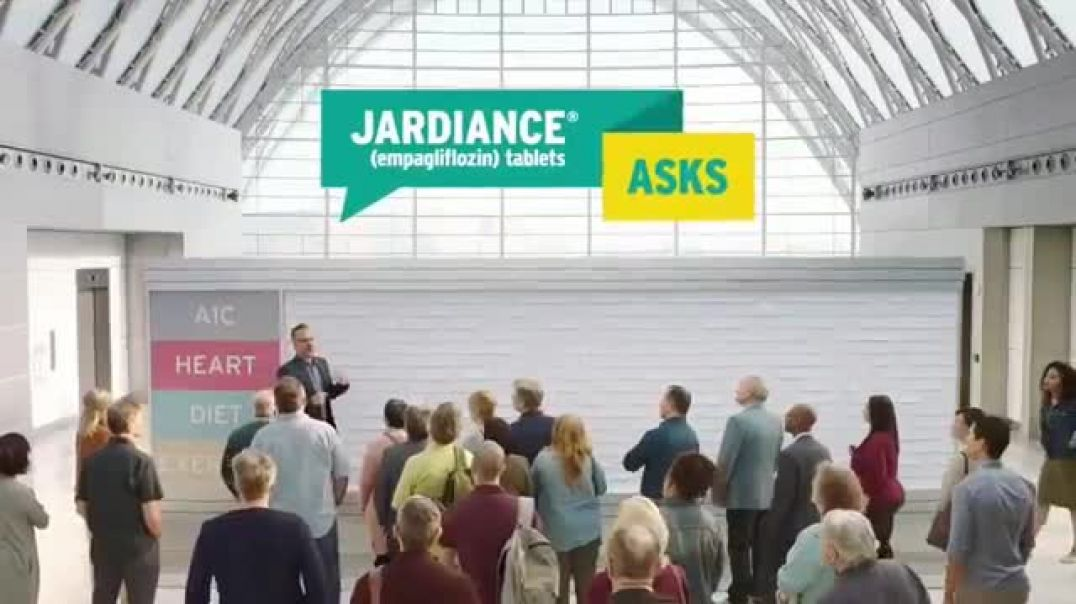 Watch Jardiance TV Commercial Ad, Jardiance Asks Heart