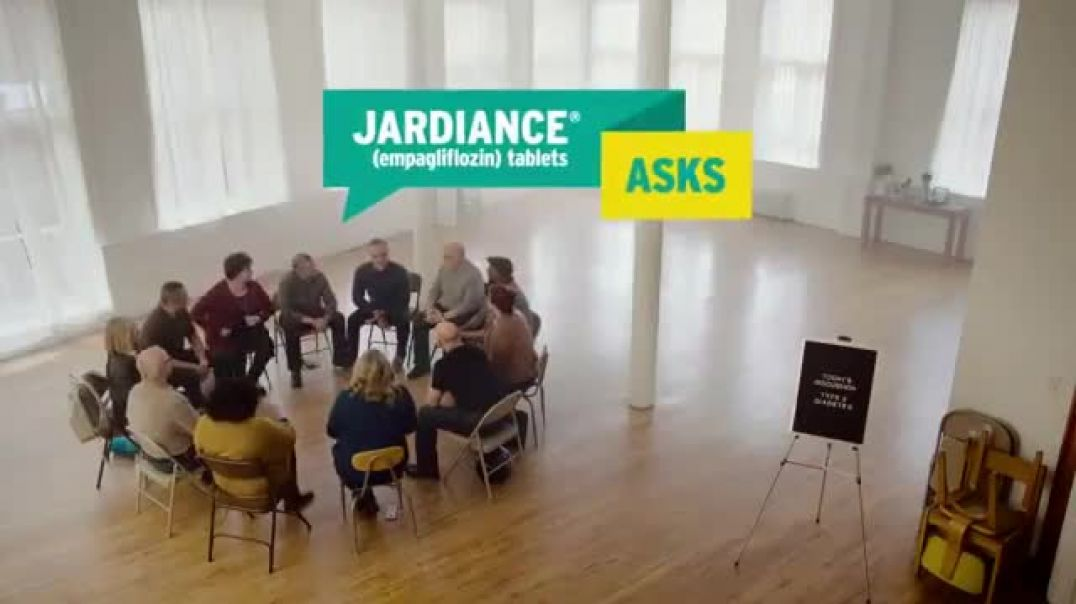 Watch Jardiance TV Commercial Ad, Jardiance Asks Thinking About Your Heart