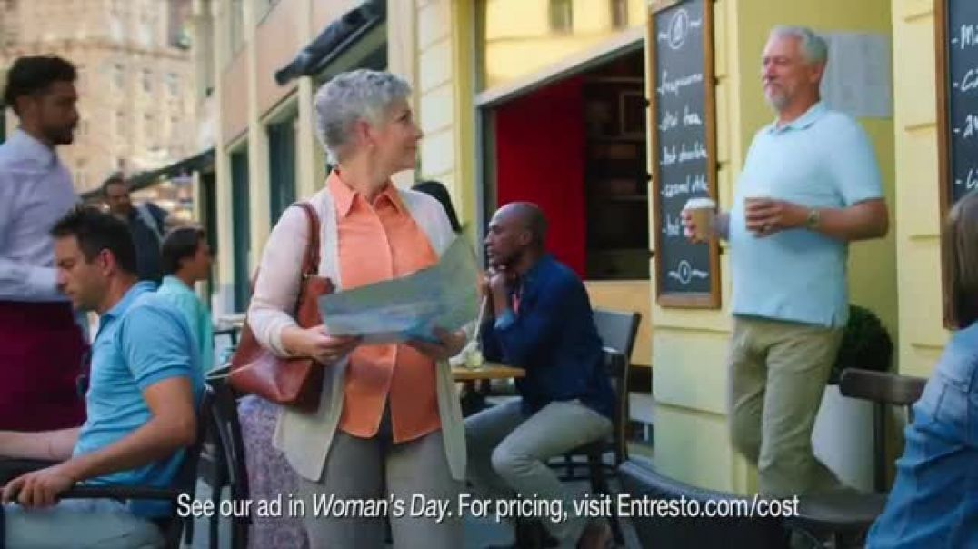 Watch Entresto TV Commercial Ad, The Beat Goes On Jill