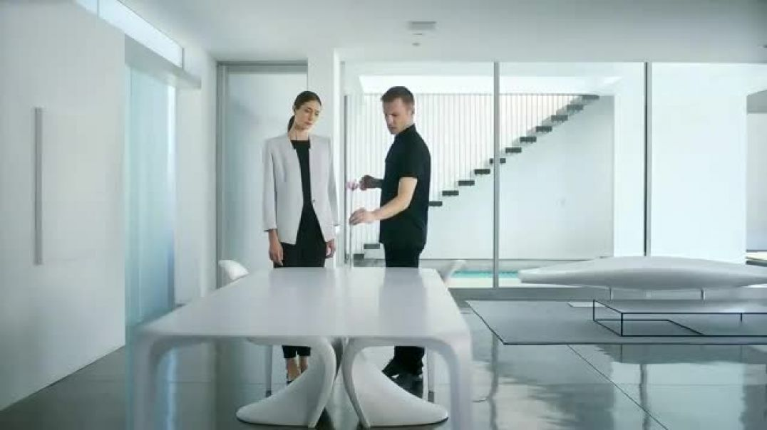 Watch Intel TV Commercial Ad, Minimalist Clutter Featuring Jim Parsons