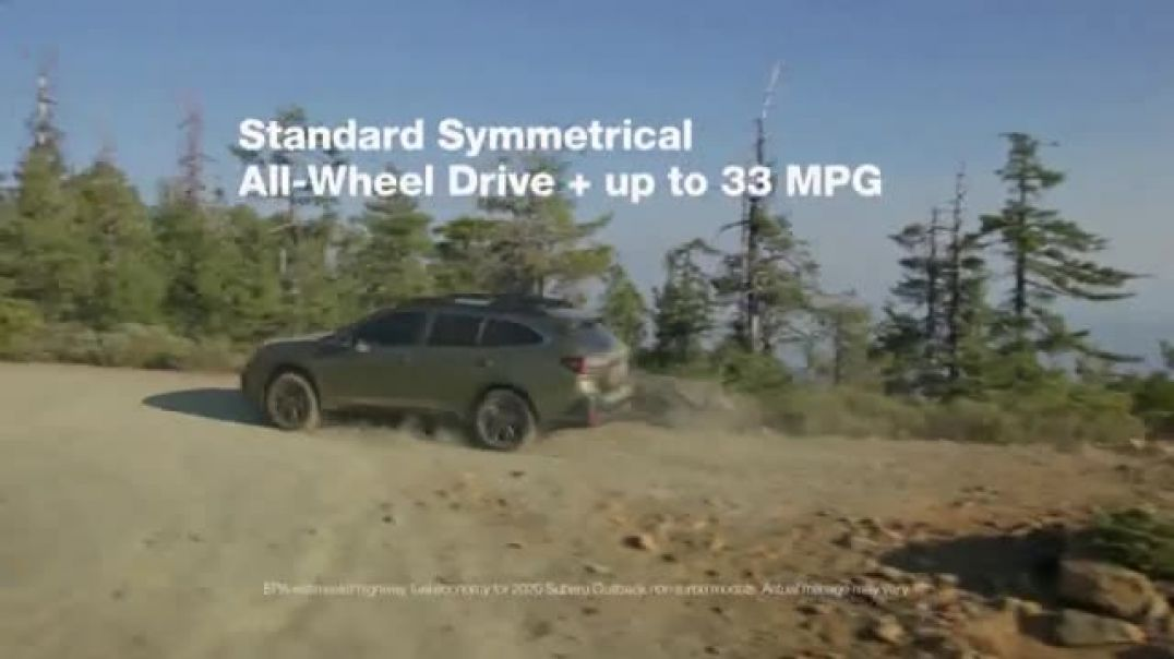 Watch 2020 Subaru Outback TV Commercial Ad, Adventurous Heart
