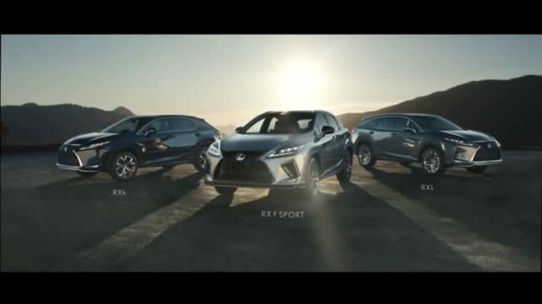 Watch Lexus RX TV Commercial Ad, Fearless Leader