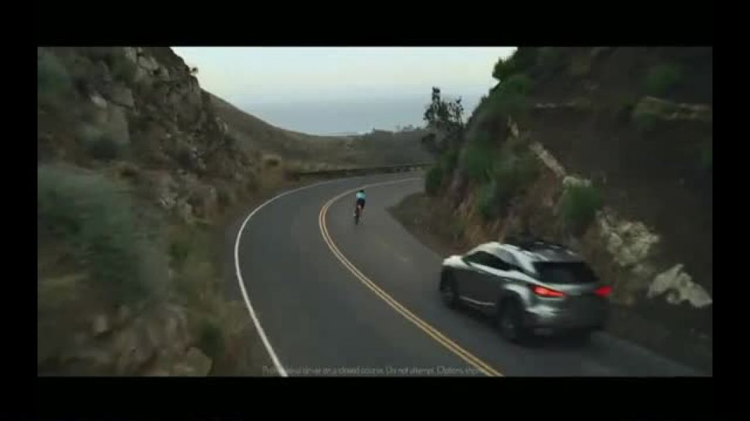 Watch 2020 Lexus RX TV Commercial Ad, Fearless Leader