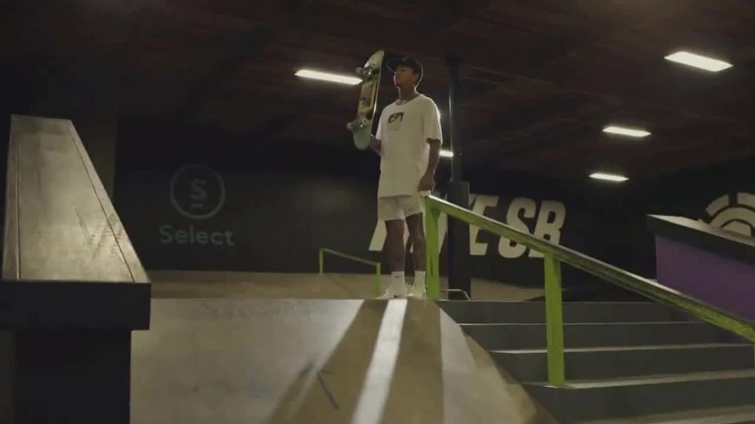 Watch Monster Energy TV Commercial Ad, Good Day Feat. Nyjah Huston Ad, Lizzie Armanto Ad, James Fost