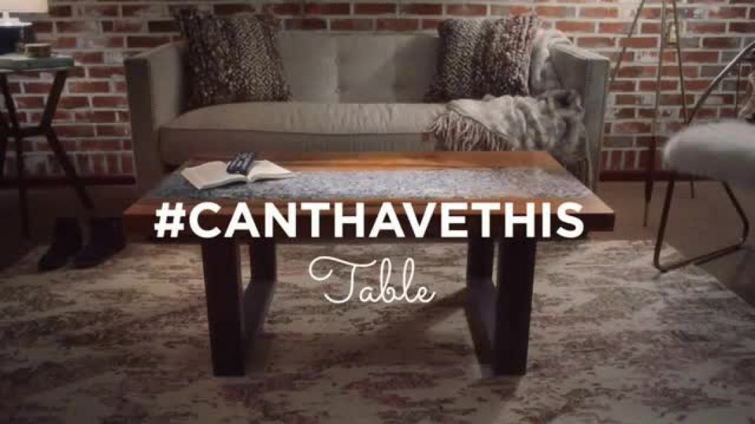 Watch HomeGoods TV Commercial Ad, Cant Have This Table