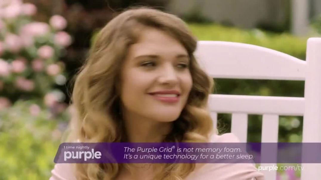 Watch Purple Mattress Tv Commercial Ad Whole New Level