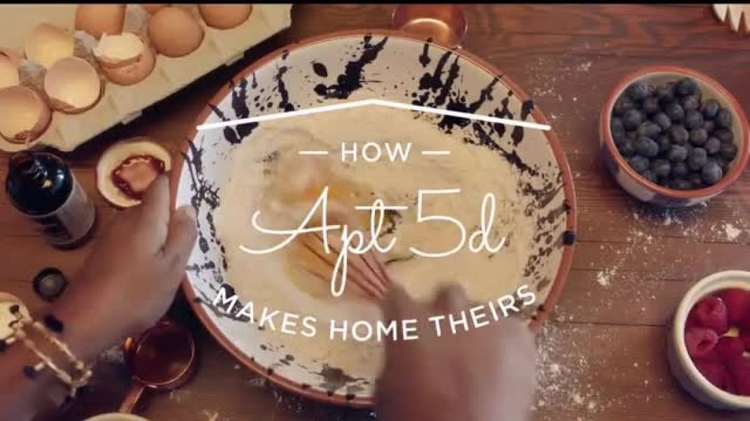 Watch HomeGoods TV Commercial Ad, Pancake Sundays Song by Johnny Nash