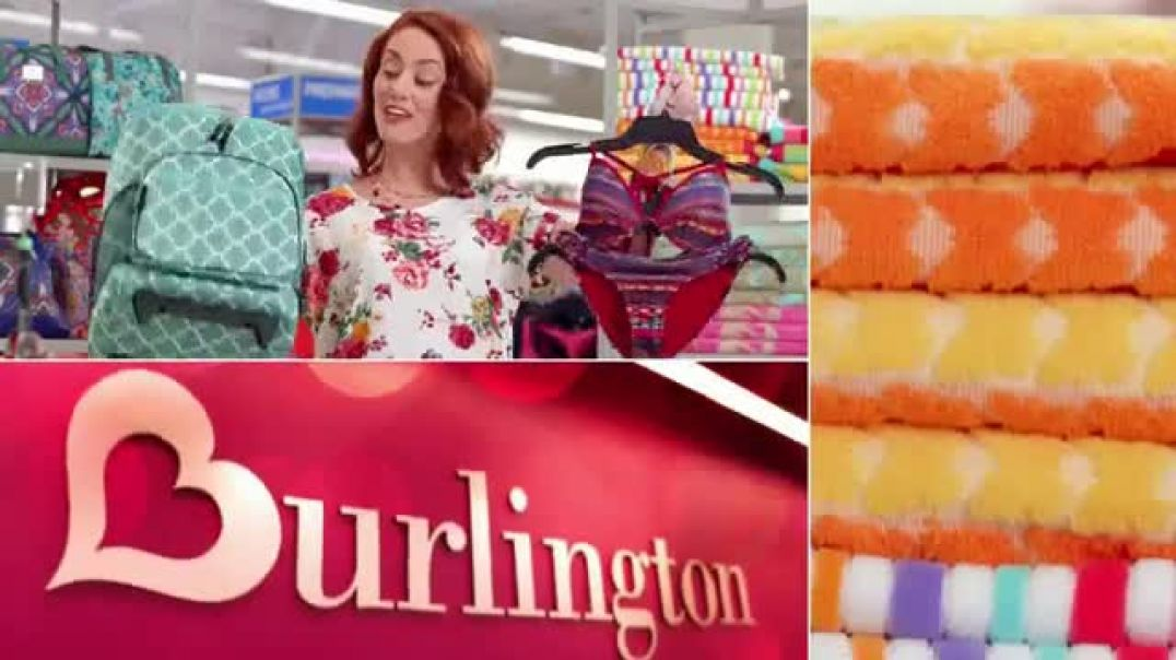 Watch Burlington TV Commercial Ad, For the Trent Family Ad, Summer Starts at Burlington