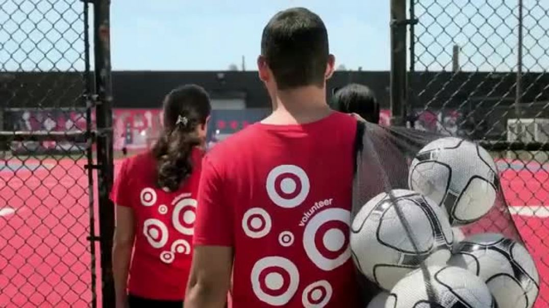 Watch Target TV Commercial Ad, U.S. Soccer Foundation Chicagos Hermosa Neighborhood