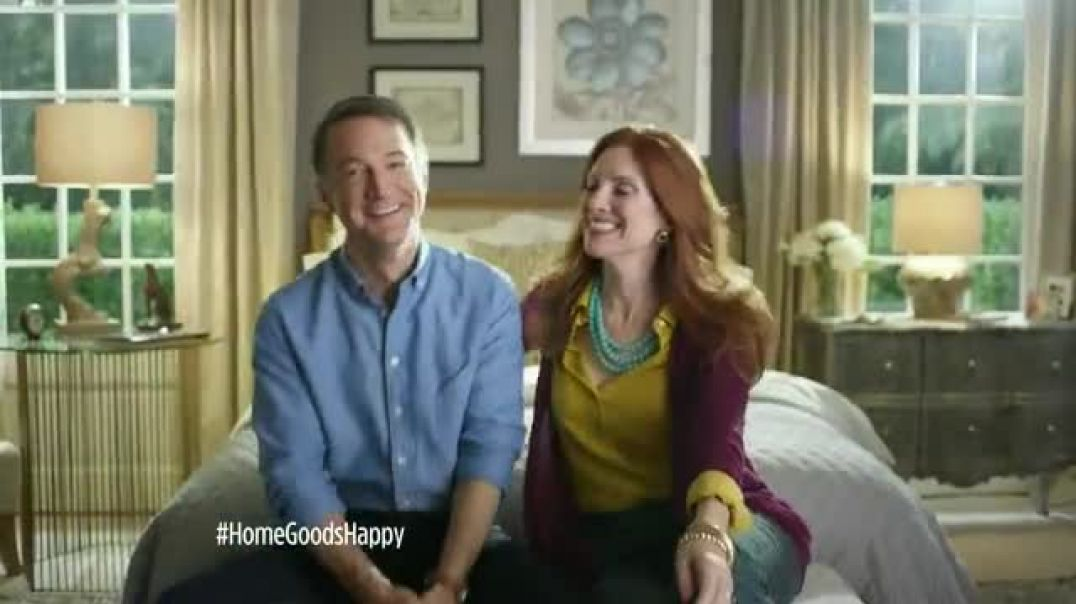 Watch HomeGoods TV Commercial Ad, Lamps