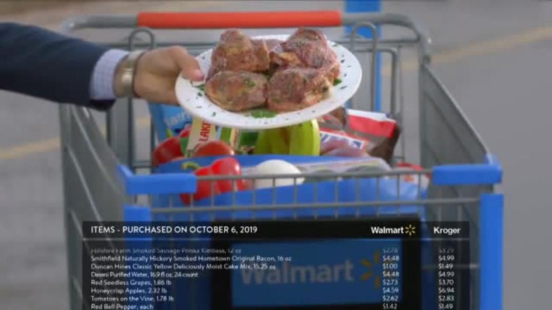 Watch Walmart TV Commercial Ad, Obvious Choice Challenge Butter and Chicken